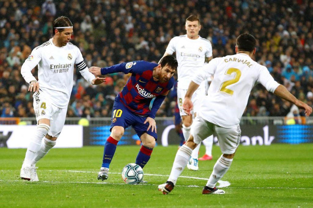 5 melhores apostas no Clasico em Madri