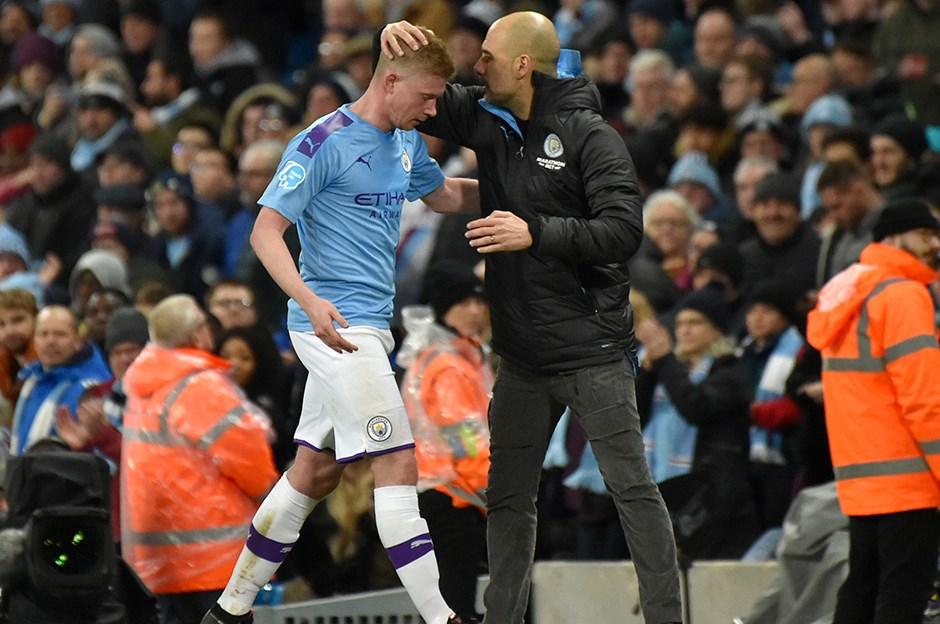 Quem será o novo técnico do Manchester City?